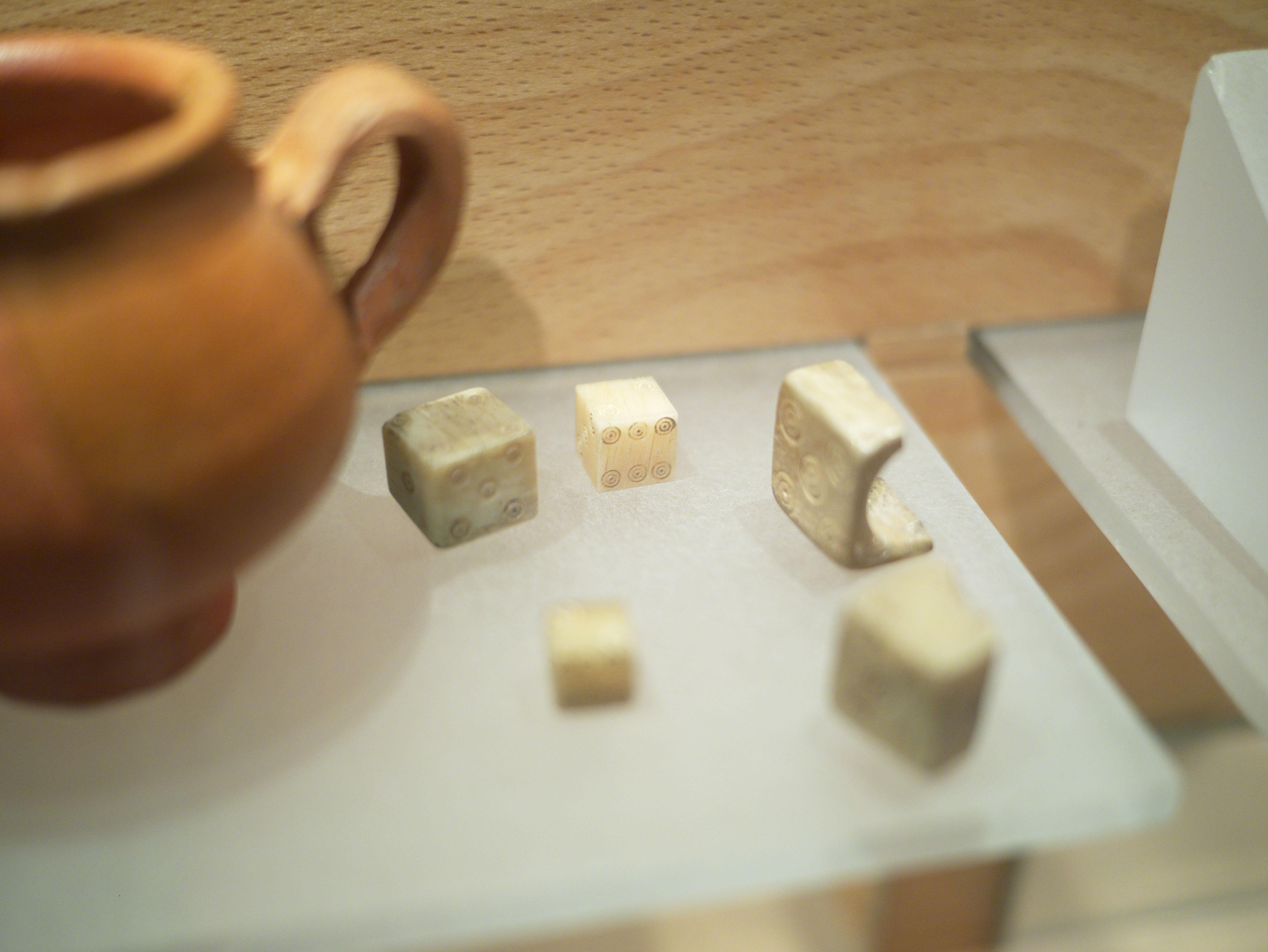 ゆんフリー写真素材集 No 211 古代サイコロ スペイン バルセロナ