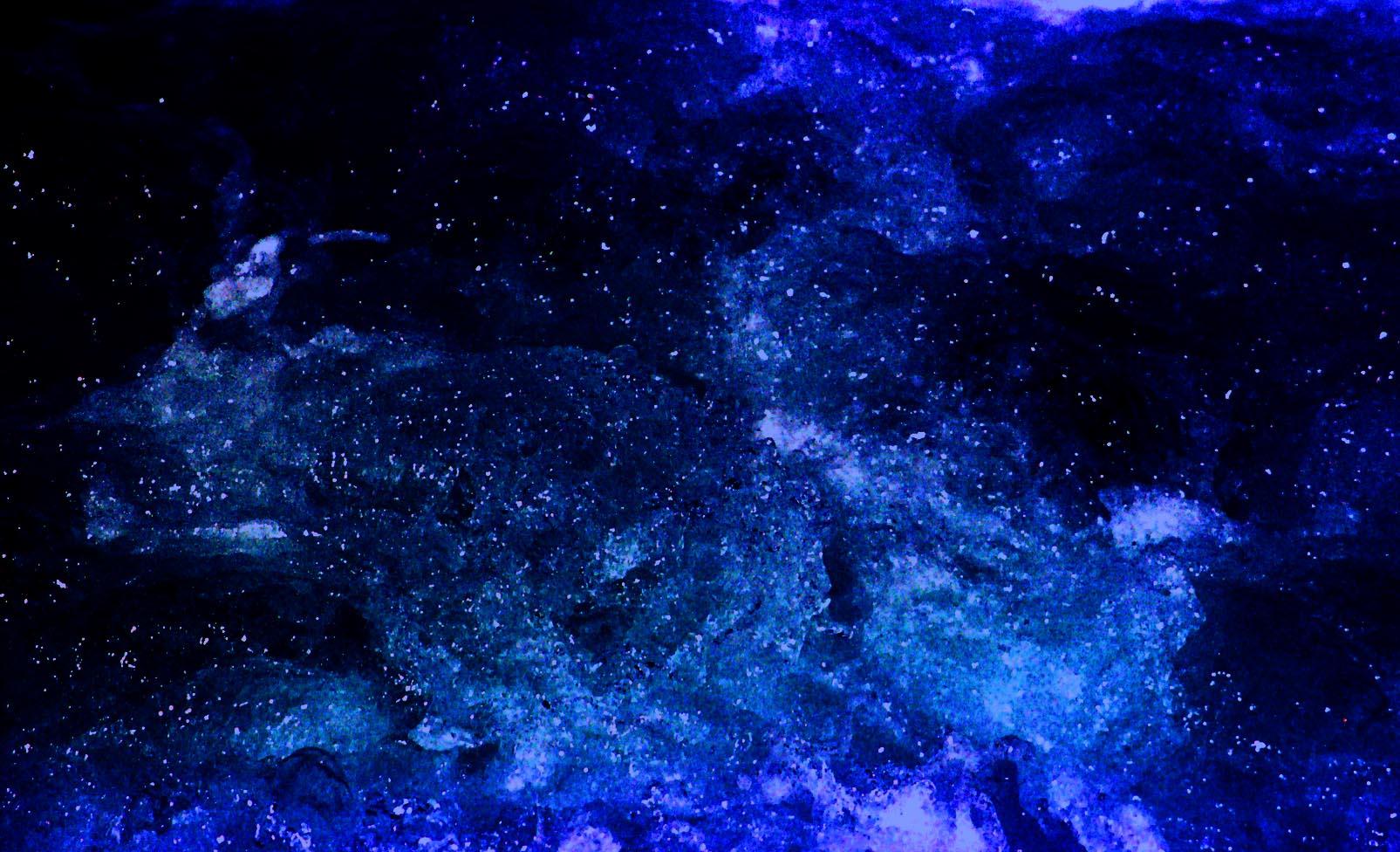 ゆんフリー写真素材集 No 399x 海中の大銀河 日本 静岡
