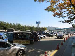 photo,material,free,landscape,picture,stock photo,Creative Commons,Parking area of Seoul, PA, car, way, Traffic