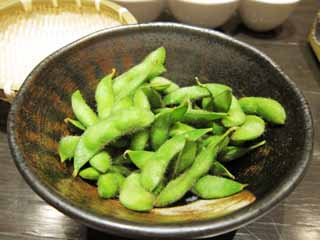 photo,material,free,landscape,picture,stock photo,Creative Commons,A green soybean, Cooking, Food, ,