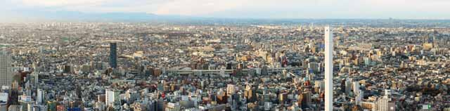 photo,material,free,landscape,picture,stock photo,Creative Commons,Tokyo panorama, building, Ikebukuro, ,