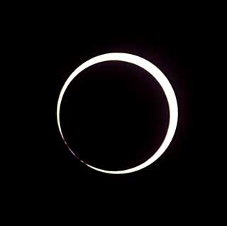 photo,material,free,landscape,picture,stock photo,Creative Commons,The third golden ring solar eclipse contact, solar eclipse, Baily's beads, Astrophotograph, The sun