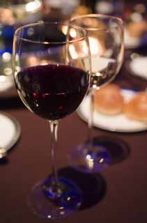 photo,material,free,landscape,picture,stock photo,Creative Commons,Red wine, wineglass, Red wine, ,