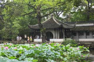photo,material,free,landscape,picture,stock photo,Creative Commons,The architecture of Zhuozhengyuan, Architecture, circle, Hasuike, garden