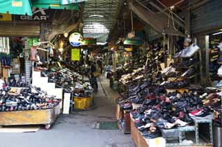 photo,material,free,landscape,picture,stock photo,Creative Commons,Dongdaemun market, Footwear, market, Tokyo University gate market, Dongdaemun-sijang