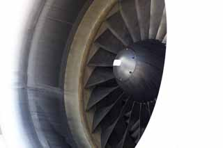 photo,material,free,landscape,picture,stock photo,Creative Commons,Finn's jet engine, Jet plane, Engine, Wing, Output