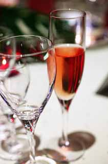 photo,material,free,landscape,picture,stock photo,Creative Commons,Champagne of the rose, Champagne, party, banquet,