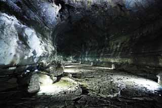 photo,material,free,landscape,picture,stock photo,Creative Commons,An overabundance of vigor cave, Manjang gul Cave, Geomunoreum Lava Tube System, volcanic island, basement