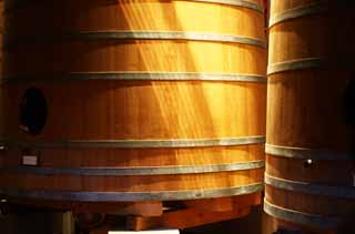 photo,material,free,landscape,picture,stock photo,Creative Commons,A wine barrel, barrel, The brewing, Napa Valley, California wine