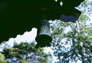 photo,material,free,landscape,picture,stock photo,Creative Commons,Bell under eaves, Nanzenji, , ,